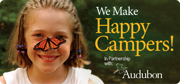 We Make Happy Campers!